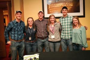 Young Ag Professionals Group Photo